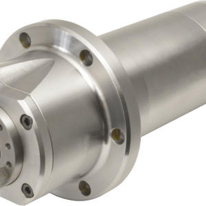 Fadal Spindle side view